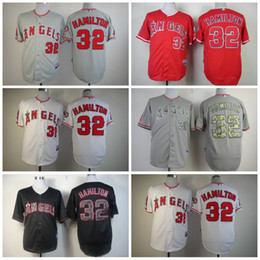 974c1 afb76  low price 2017 angeles 32 hamilton jersey 2017 los angeles la  angels 32 josh hamilton baseball 27479e4b0
