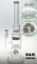 "$enCountryForm.capitalKeyWord Canada - DK brand Bigest glass bong percolator perk with 24 arm perk 18""inches Best quality tobacco pipe glass bong"