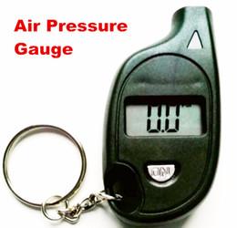 $enCountryForm.capitalKeyWord Canada - 100pcs by dhl fedex LCD Display Keychain Car Diagnostic Universal Digital Tire Air Pressure Tools Gauge Bicycle Bike