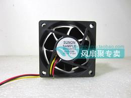 $enCountryForm.capitalKeyWord NZ - Original Sunon MB60251V2-0000-G99 12V 0.89W 6cm 60*60*25MM cooling fan