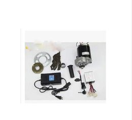 Bike light kits online shopping - MY1020Z W V electric bike motor mid drive light electric tricycle kit electric motor