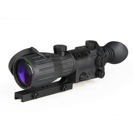 vision optics 2019 - New Arrival 2.5x Night Vision Scope for Tactical Use in the Night 1+ IIT Generation CL27-0011 cheap vision optics