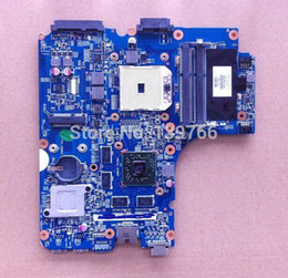 motherboard for laptop hp Canada - 683598-001 683598-501 board for HP 4445S 4446S 4545S laptop motherboard with AMD DDR3 chipset with 1GB discrete graphics memory