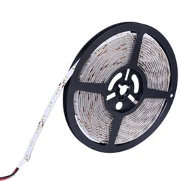 Chinese  100 Meter led strip light led ribbon 3528 SMD 5M red blue green waterproof flexible 300LED With connector 12V 2A power supply adapter By DHL manufacturers