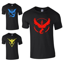 Poliéster Caliente Camisetas Baratos-2016 Hot Sale Poke Camisetas Tops Pocket Monster Camisetas Pokeball Hombres Gym Pullover Poliester Ropa de manga corta Poke T-Shirts Poke Caps