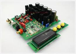 Assembled Amplifier Boards Canada - ES9018 Q8 Ver2.1 HiFi Sound Decoder PCM 192k 24bit IIS 384K DSD Software Control Assembled Board