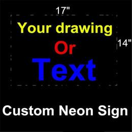 Personalizado Sinal de Néon Real Bar Tubo De Vidro KTV Club Pub Loja de Publicidade Artificial de Decoração Para Casa Art Gift Display Sinais de Néon 17