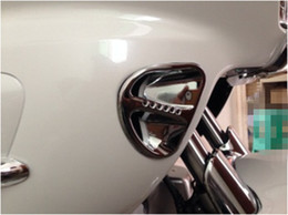 $enCountryForm.capitalKeyWord NZ - Chrome Fairing Martini Air Intake Grills Fit Honda Goldwing GL1800 2001-2011