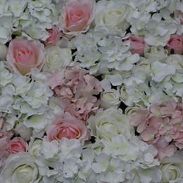 $enCountryForm.capitalKeyWord NZ - NEW white light pink 10pcs lot Artificial silk rose flower wall wedding background lawn pillar road lead market decoration