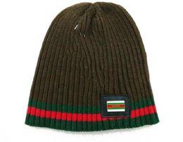 Chinese  Winter Hat Beanies Skullies Knitted hat Winter Hats For Men Women Brand Cap Skull Gorros Balaclava Bonnet Beanie Fleece New manufacturers