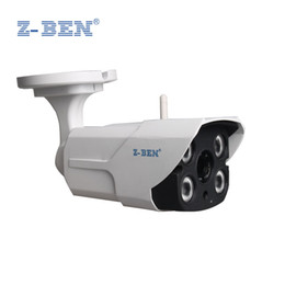 Wholesale 2019 Hot Sell IP Camera Indoor Outdoor x720P MP HD Waterproof IP66 Mini ONVIF and RTSP Support IR Night Vision with Micro SD Slot