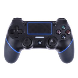 $enCountryForm.capitalKeyWord Canada - Freeshipping Wireless Bluetooth Game Gamepad Controller Joypad for PS4 Controller Dualshock 4 Joystick Gamepad Console for Sony PlayStation4