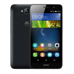 $enCountryForm.capitalKeyWord Australia - Original Huawei Enjoy 5 4G LTE Cell Phone MT6735 Quad Core ROM 16GB RAM 2GB Android 5.0 inch 13.0MP OTG Smart Mobile Phone