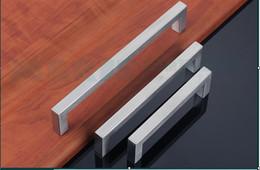 $enCountryForm.capitalKeyWord Canada - 304 Stainless Steel Kitchen Door Ambry Door Knob Wardrobe Drawer Furniture Modern Wine Cabinet Pull Handle