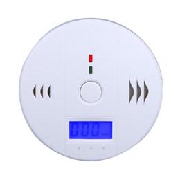 $enCountryForm.capitalKeyWord UK - High Sensitive LCD CO Carbon Monoxide Poisoning Fire Alarm Sensor Monitor Smoke gas Detector White , shipping,dropshipping