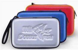 $enCountryForm.capitalKeyWord NZ - 2PCS- Table tennis racket cover Double fish G shape table tennis bag single set -BEST