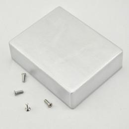 073a5e445c 1590BB Enclosure Guitar pedal stompbox Aluminium Hammond Die Cast metal enclosure  guitar case