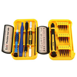 Phone Repairs UK - 21 in1 Premium Screwdriver Tweezers Set Hand tools Repair Tool Kit Fix for Laptop Tablets PC Mobile Phone Watch with Case High Quality