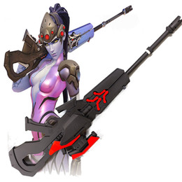 Video Games Costume Canada - NEW Online Game COS AmElie Lacroix Widowmaker Black Lily Cosplay Video Game Cosplay Halloween