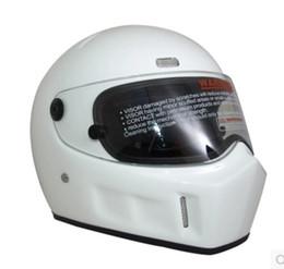Ingrosso Caschi moto speciali ATV-1 carting caschi moto integrale casco da corsa in fibra di vetro rinforzata