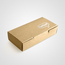 $enCountryForm.capitalKeyWord UK - Kraft Paper Cake Box Muffin Cookies Box pastry chocolate box wholesale ,cookies candy packaging 100pcs lot free shipping