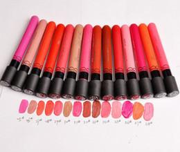 $enCountryForm.capitalKeyWord Canada - 10Pcs Makeup Lip Gloss Velvet Matte Waterproof Cosmetic Lipstick Non-Smudging nyx soft matte lip cream nyx lipstick