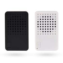 Mini Speaker Android Tablet UK - Wholesale- Mini Portable Wireless Bluetooth Speaker Independent Lanyard Design For Apple Android Smartphone Tablet