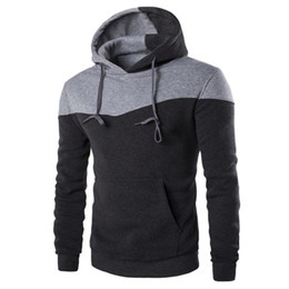 Mens winter hoodies sliM online shopping - Fashion Mens Hoodies Long Sleeve Pullover Hoodies Mens Clothes Winter Autumn Hip Hop Men Hooded Sweatshirt Sudaderas Plus Size M XL