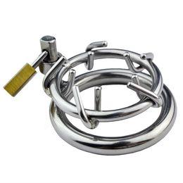 Discount bondage stocks - New Sexy Male Chastity Device Crown Ring of Thorn Men Bondage Fetish UK Stock #R2