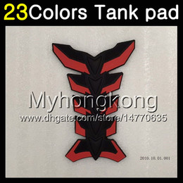 China 23Colors 3D Carbon Fiber Gas Tank Pad Protector For HONDA CBR500R 11 12 13 14 CBR500 R CBR 500 R CBR 500R 2011 2012 2013 3D Tank Cap Sticker supplier honda cbr gas cap suppliers