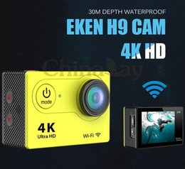 Stabilizing camera online shopping - New Arrival Original Eken H9 H9R Ultra HD K Action Camera m waterporoof Screen p sport Camera go extreme pro yi sj