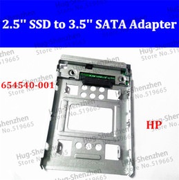 hard drive screws NZ - 50pcs MacPro SSD Transfer Bracket and Screws High Quality 2.5 to 3.5 SATA HDD hard drive for Mac Pro shipping by DHL
