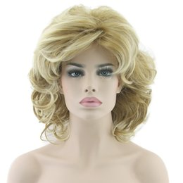 Shop Short Blonde Mix Wigs Uk Short Blonde Mix Wigs Free Delivery