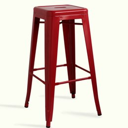 European high chairs Bar cafe stools metal minimalist stool bar chair  industry CheapMetal Cafe Chairs Online   Metal Cafe Chairs for Sale. Metal Cafe Chairs Sale. Home Design Ideas