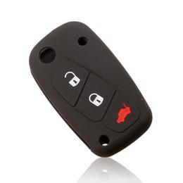 3 кнопки синий / зеленый световой Силиконовый автомобиль ключ чехол для FIAT Panda Stilo Punto Doblo Grande /Браво 500 Ducato микроавтобус заказать$18no tr