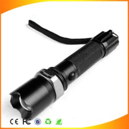 $enCountryForm.capitalKeyWord Canada - Top LED Flashlight Torch Lanterna Tactical Penlight Zoomable In Out Lights Lamp Zoom Light Self Defense for camping and hunting