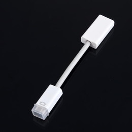 $enCountryForm.capitalKeyWord NZ - 15cm Mini DVI MiniDVI Male to HDMI Female Cable HD 1080p Adapter Cable For Apple Macbook PC Monitor Projector LCD TV Wholesale