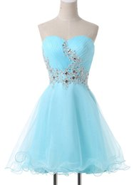 $enCountryForm.capitalKeyWord UK - New On Homecoming Graduation Party Prom Gowns Formal Cocktail Dance Tutu Dresses 8 Size US 2~16