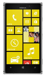 Refurbished 4g Mobiles NZ - Original Nokia Lumia 925 Dual Core 1GB 16GB 8.7MP 4.5inch Windows 8 4G LTE Refurbished Unlocked Mobile Phone