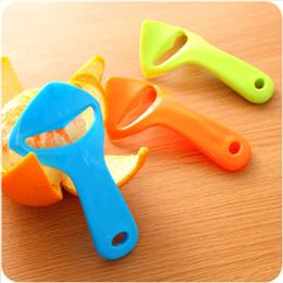 Orange peeler slicer online shopping - Orange Opener Peeler Slicer Plastic Lemon Fruit Skin Remover Fruit Tools