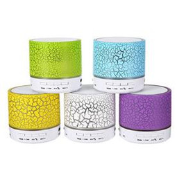 $enCountryForm.capitalKeyWord Canada - A9 LED Display Bluetooth Wireless Portable Speaker Stereo Handsfree sound Mini Speakers with TF Reader Wireless Subwoofer Loudspeaker in box
