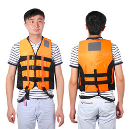 $enCountryForm.capitalKeyWord Canada - Wholesale- HW2016 NEW Outdoor Professional Swimwear Swimming jackets Life Jacket Water Sport Survival Dedicated Life Vest child adult
