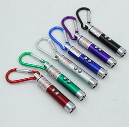 $enCountryForm.capitalKeyWord Canada - Multi-functional Mini 3 in 1 LED Laser Light Pointer pen with Key Chain Flashlights Torch Flashlight Keychain Light Laser Flashlights
