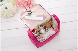 $enCountryForm.capitalKeyWord Australia - Big Capacity Cosmetic Cases Makeup Bag Handbag Necessities Storage Organizer Multifunction Travel Wash Bags Cosmetic Boxes free shipping