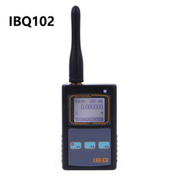 Radio counteR online shopping - IBQ102 IBQ101 Handheld Digital Frequency Counter Meter Wide Range Hz GHz for Baofeng Yaesu Kenwood Radio Frequency Meter detector
