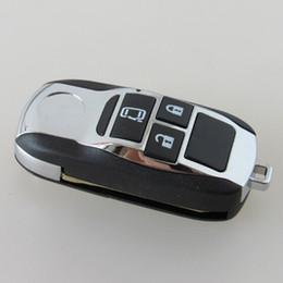 $enCountryForm.capitalKeyWord NZ - Car motor keys Modified flip folding remote key shell 3 button key case for Toyota camry