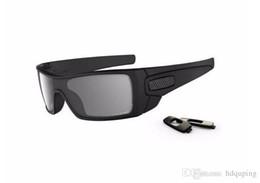 22c14afd79470 Lunettes de soleil de marque-lunettes de soleil unisexes de sport designer  de marque Batwolf