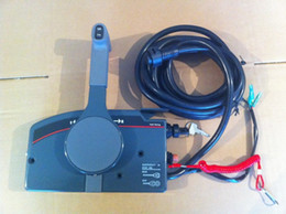 Yamaha Remote Control Canada - OVERSEE Outboard Remote Control Assy 10Pin Cable For Parsun Yamaha Outboard Controller 703-48205-1A 703-48205-16