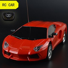 Discount remote drift car toy - Wholesale-1 24 Drift Speed Radio Remote Control Car RC RTR Truck Racing Car Toy Xmas Gift Remote Control RC Cars