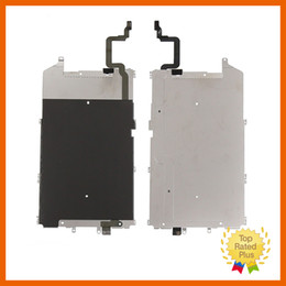 Iphone lcd shIeld online shopping - Replacement Repair Parts LCD Plate Metal Back plate Shield Home Button Extend Flex Cable For iPhone s plus